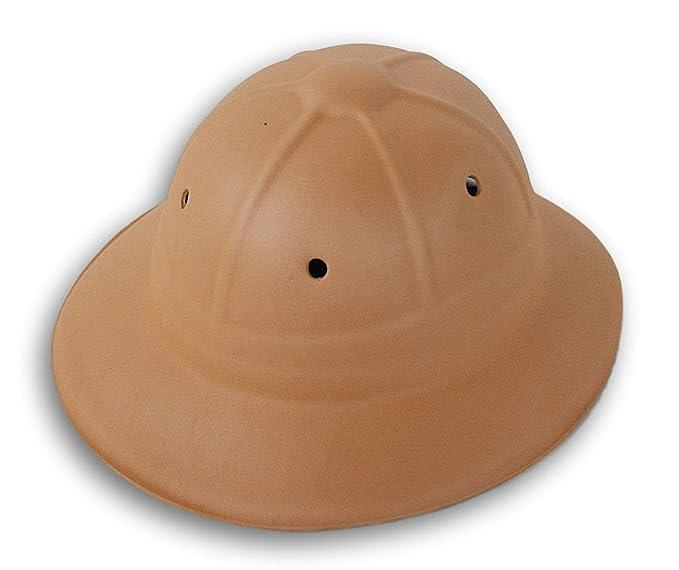 bcc803bb77470 Amazon.com  Dress It Up Foam Safari Explorer Pith Helmet for Children   Clothing
