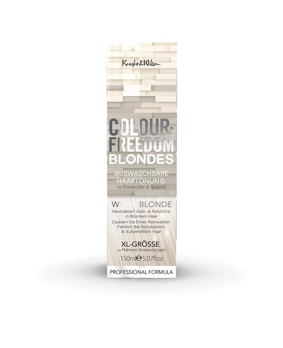 Colour-Freedom Blondes White Blonde XL 150 ml auswaschbare Haartönung