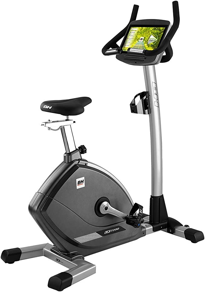 BH Fitness LK7200 BIKE H720 Bicicleta estática: Amazon.es ...