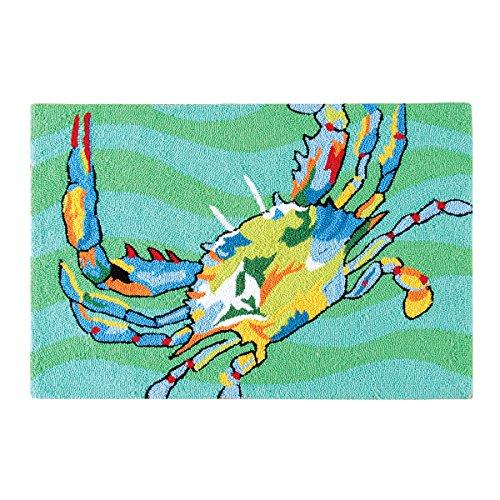 2u0027 X 3u0027 Hooked Rug   Summer By Jen Callahan Design