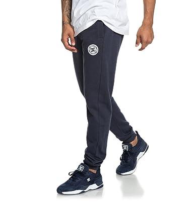 551cf26d2ea4 DC Shoes Rebel - Joggers for Men - Joggers - Men - L - Black  DC Shoes   Amazon.co.uk  Clothing