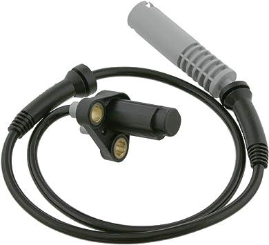 FEBI BILSTEIN ABS Sensor Raddrehzahl 24126 vorne beidseitig für BMW 5er E39 520