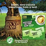 Stevia in the Raw Sweetener, 200 Count Packets