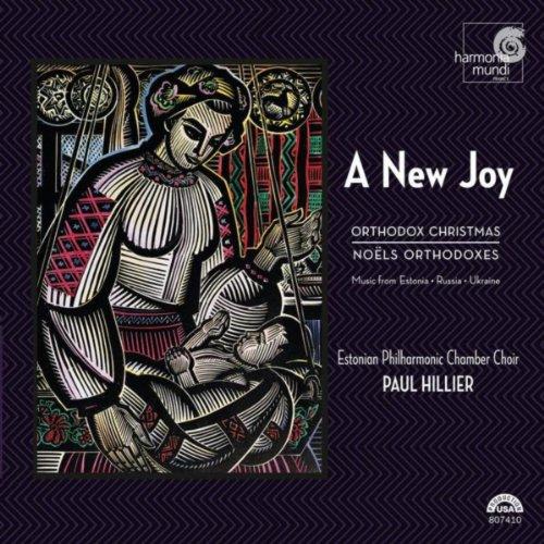 A New Joy: Orthodox Christmas (Songs Christmas Estonian)
