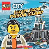 img - for Escape from Prison Island (LEGO City: 8x8) book / textbook / text book