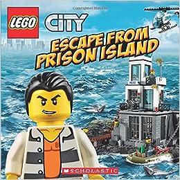 Escape from Prison Island (Lego City: 8x8): Amazon.co.uk