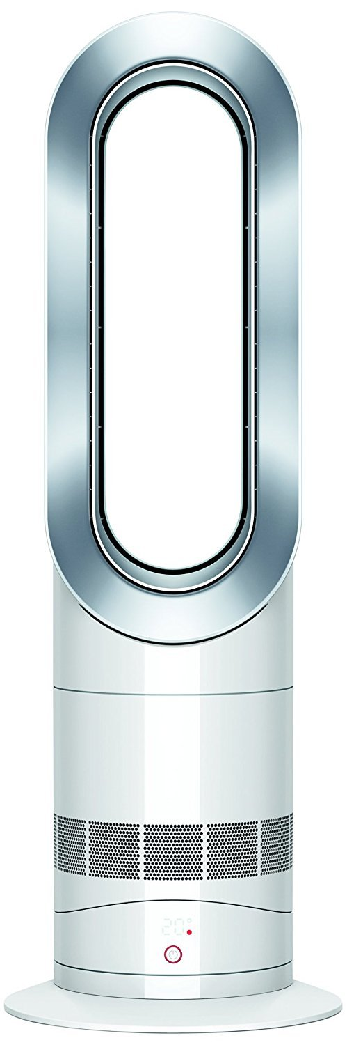 Dyson Air Multiplier AM Hot  Cool Ventilador  calefactor de mesa