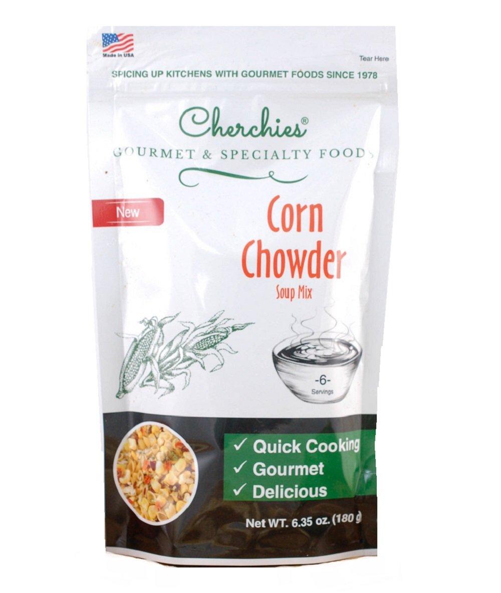 Cherchies Corn Chowder Soup Mix