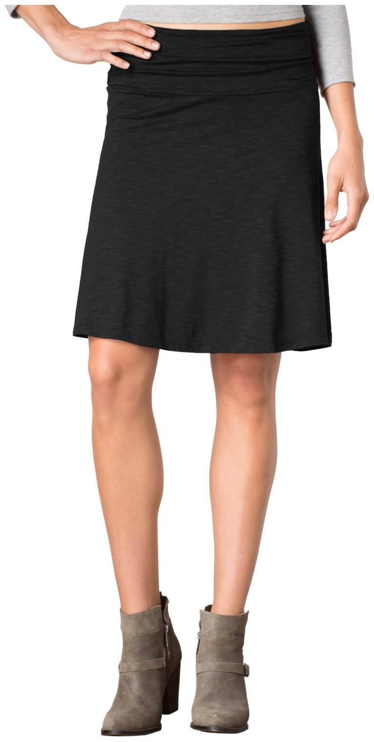 Toad&Co Chaka Skirt - Women's Charcoal Heather Small