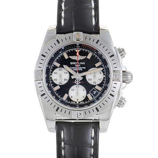 Breitling Chronomat automatic-self-wind Mens Reloj ab0144 (Certificado) de segunda mano: Breitling: Amazon.es: Relojes