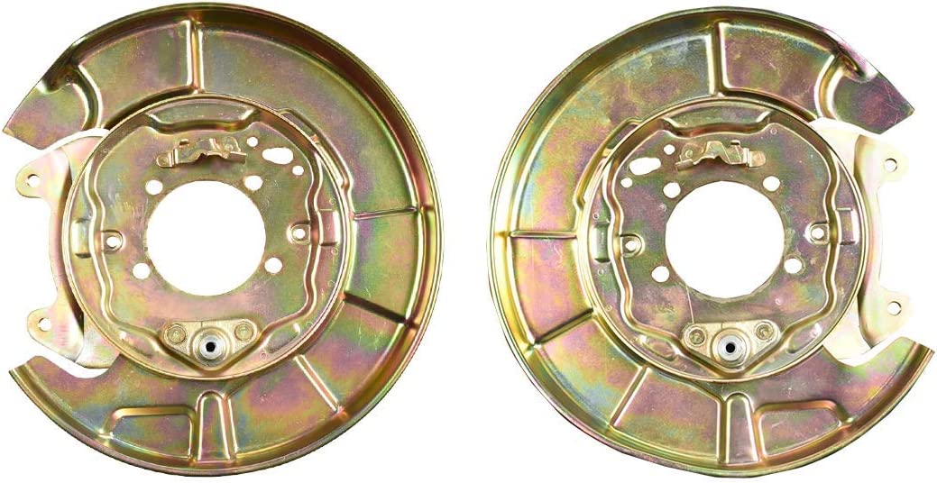Ankerplatte Parkbremse Platte Hinterrad Rechte und Linken 46504-42021 und 46503-42021