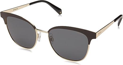 Polaroid PLD 4055/S M9 2O5 54 Gafas de sol, Negro (Black/Grey Grey), Mujer