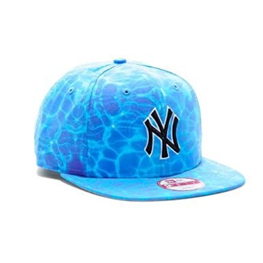 ddce091f372 Image Unavailable. Image not available for. Colour  New Era Men Caps Snapback  Cap Miami Vibe NY Yankees ...