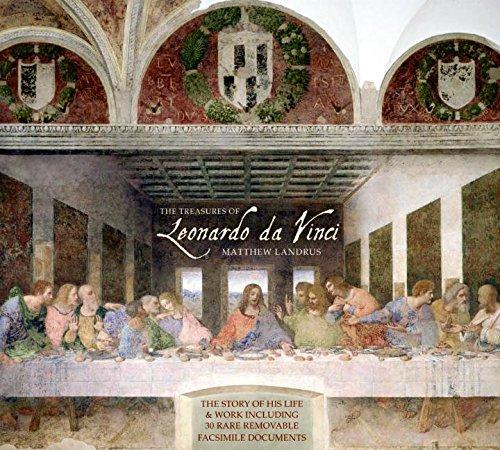 Read Online Leonardo da Vinci, The Treasures of PDF