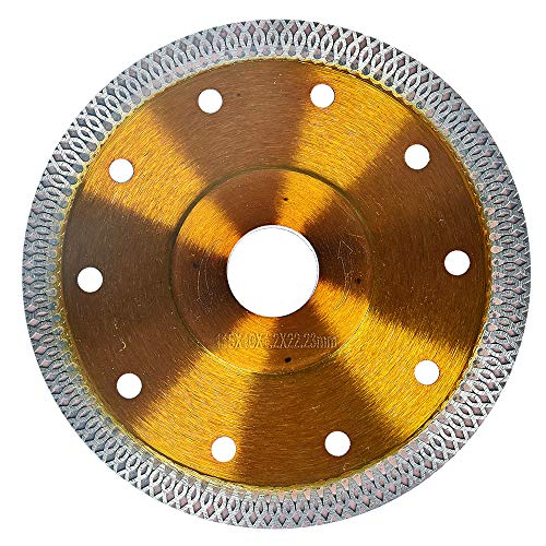 Rainbow Finch Diamond Ceramic Saw Blades for Cutting Granite Marble Ceramics Porcelain Dry or Wet 4