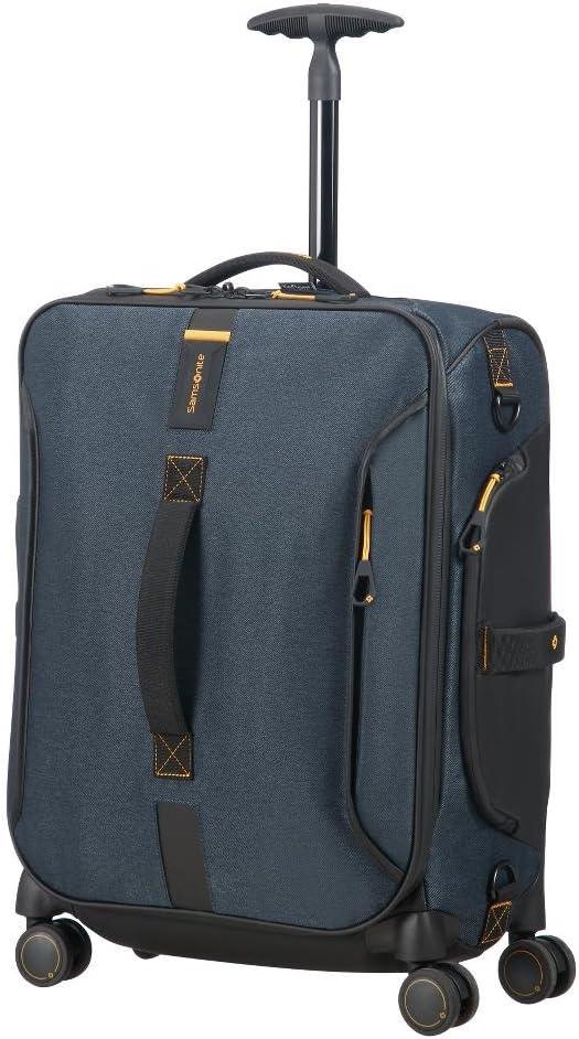Samsonite Paradiver Light - Bolsa de Viaje, S (55 cm - 50 L), Azul (Jeans Blue)