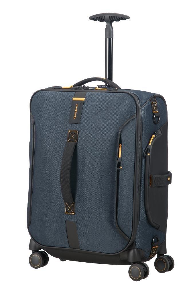 SAMSONITE Paradiver Light - Spinner Duffle Bag 55/20 Bolsa de Viaje, 55 cm, 50 Liters, Amarillo (Yellow): Amazon.es: Equipaje