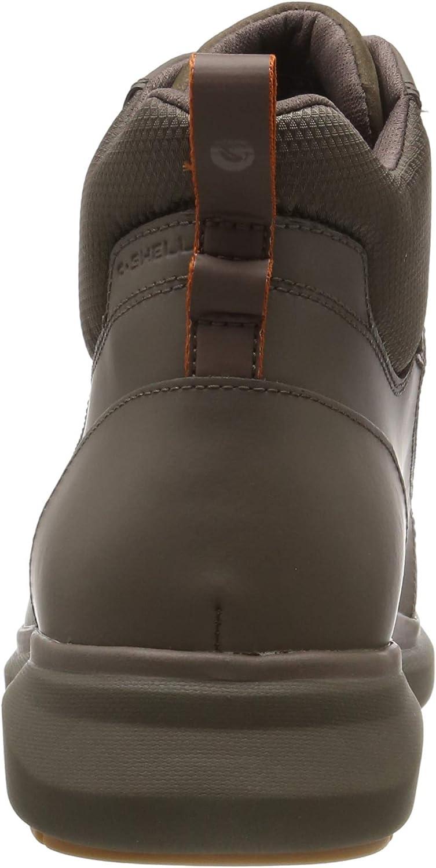 Clarks Herren Un Venture Up Klassische Stiefel Grau Taupe Combi Taupe Combi