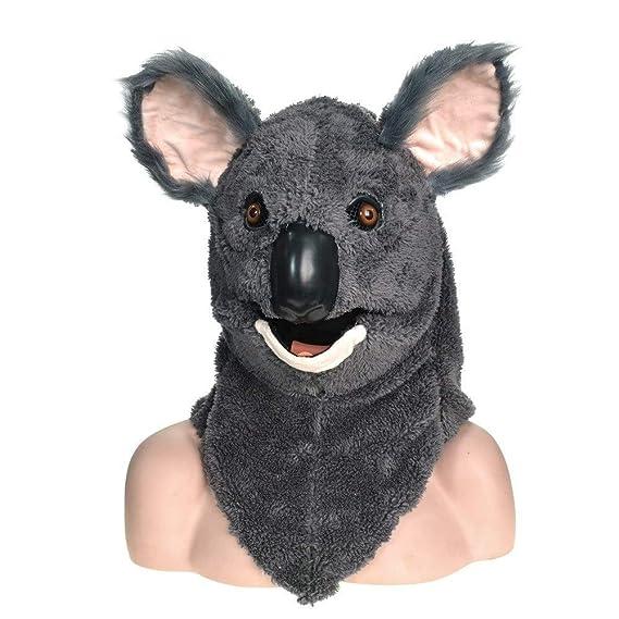 XIANRUI De Halloween Hecha a Mano Realista Transpirable Koala ...