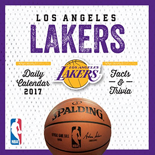 Turner Licensing Sport 2017 Los Angeles Lakers Box Calend...