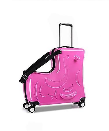 Amazon.com: Rayem - Maleta de equipaje universal para niños ...