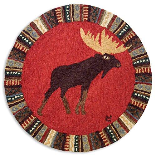 - Chandler 4 Corners Cinnamon Moose 36