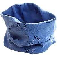 RETUROM Bebé pañuelos de cuello, cuello del algodón del bebé unisex de la bufanda del ringneck pájaro del invierno del…