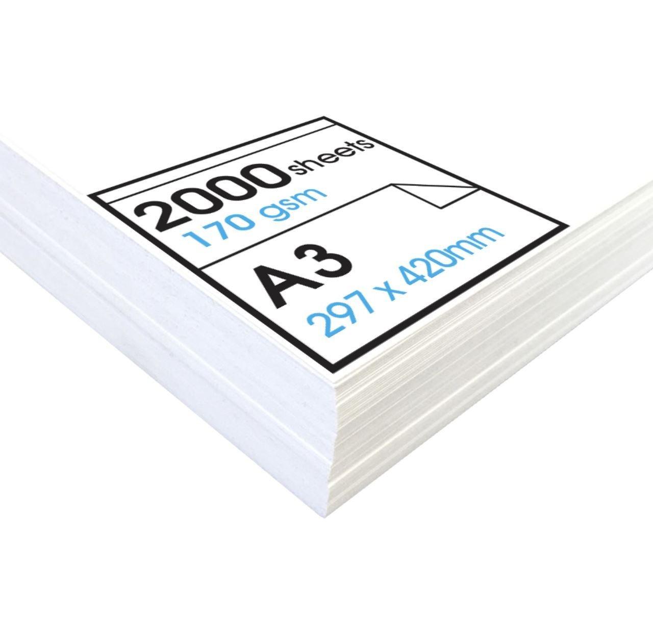 100 feuilles A1 Artway Studio feuilles parfaites pour techniques s/èches sans acide Papier cartouche /à dessin 170 g//m/²