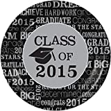Graduation 2015 Dream Big Dinner Plates Package of 50.