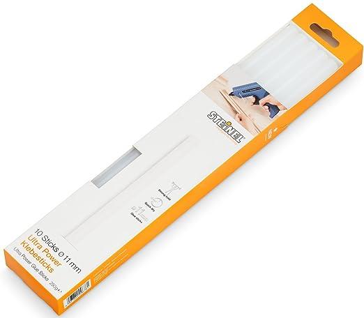 64 opinioni per Steinel 006761 Stick di Colla Ultra Power con Diametro 11 mm, Confezione da 250