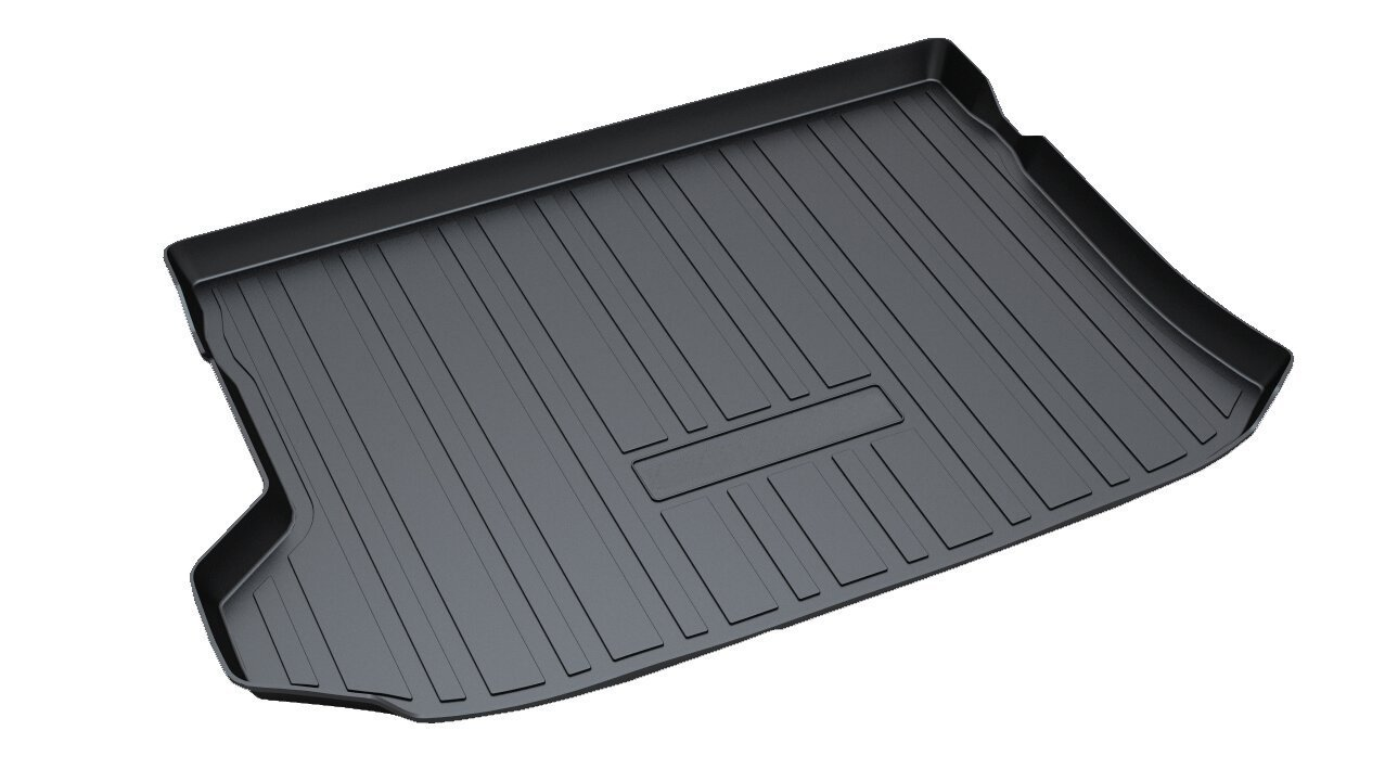 Vesul Black Tonneau Cover Retractable Rear Trunk Cargo Luggage Security Shade Cover Shield Fits on Buick Envision 2015 2016 2017 2018 Vesul-envi-shade