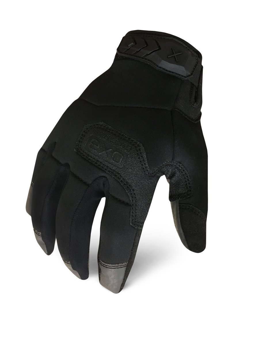 Ironclad EXOT-SSRCH-03-M Tactical Stealth Search Gloves, Medium