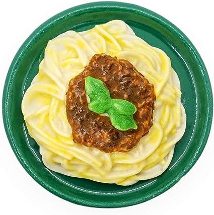 Dollhouse Jars of Spaghetti and Macaroni 1:12 scale