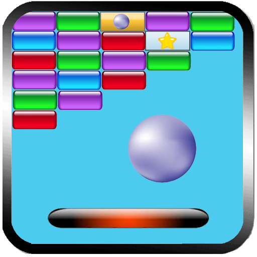 Bricks Breaking Game (No Ads) (Best Brick Breaker Game For Android)