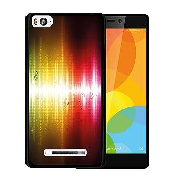WoowCase Funda para Xiaomi Mi 4c, [Xiaomi Mi 4c ] Silicona ...