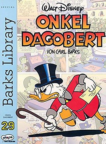 Barks Library Special Onkel Dagobert 29 Taschenbuch – 15. September 2002 Carl Barks Egmont Comic Collection 377042011X Belletristik
