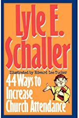 44 Ways to Increase Church Attendance Paperback