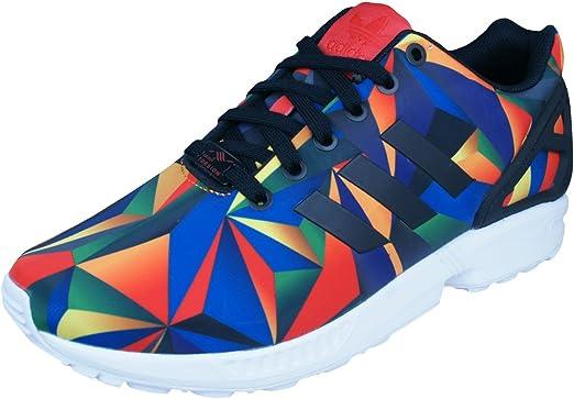 adidas - Zapatillas de Deporte para Hombre Modelo ZX Flux S81651.: Amazon.es: Ropa y accesorios