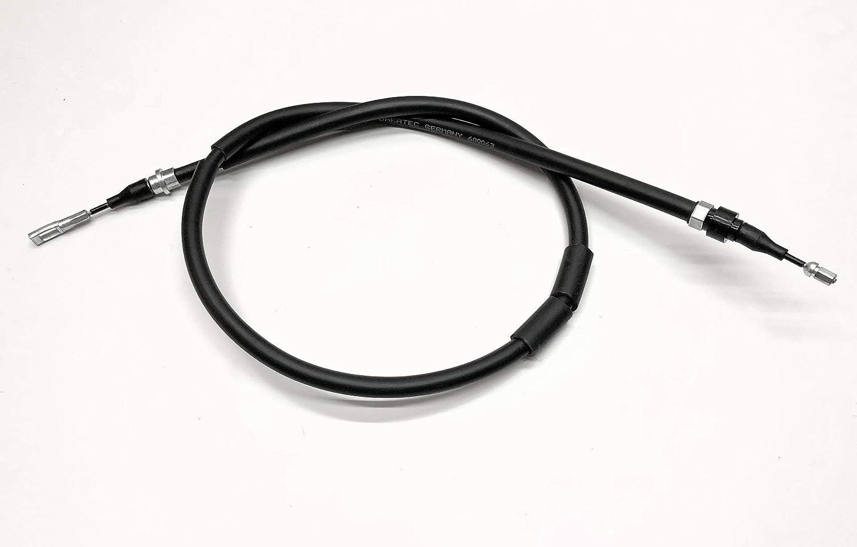 DAKAtec 600063 Handbremsseil L/änge 1290 mm 2 St/ück