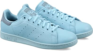 check out e4460 6bc3d adidas Originals Mens Stan Smith Running Shoe ICE Tactile Blue, 9.5 Medium  US