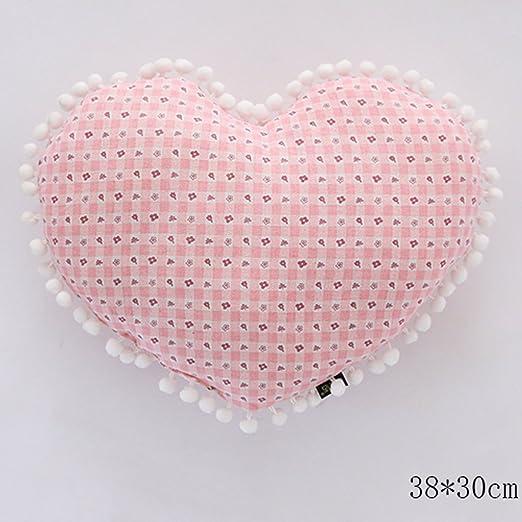 Almohada para el Cuello con Forma de corazón para niños ...