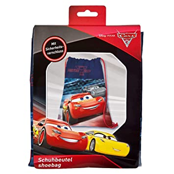Undercover Niños Bolsa Deporte | Disney Cars | 40 x 32 cm ...