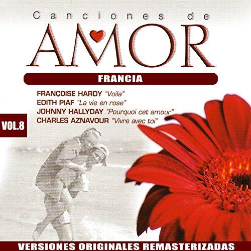 Canciones De Amor Vol. 8: Francia