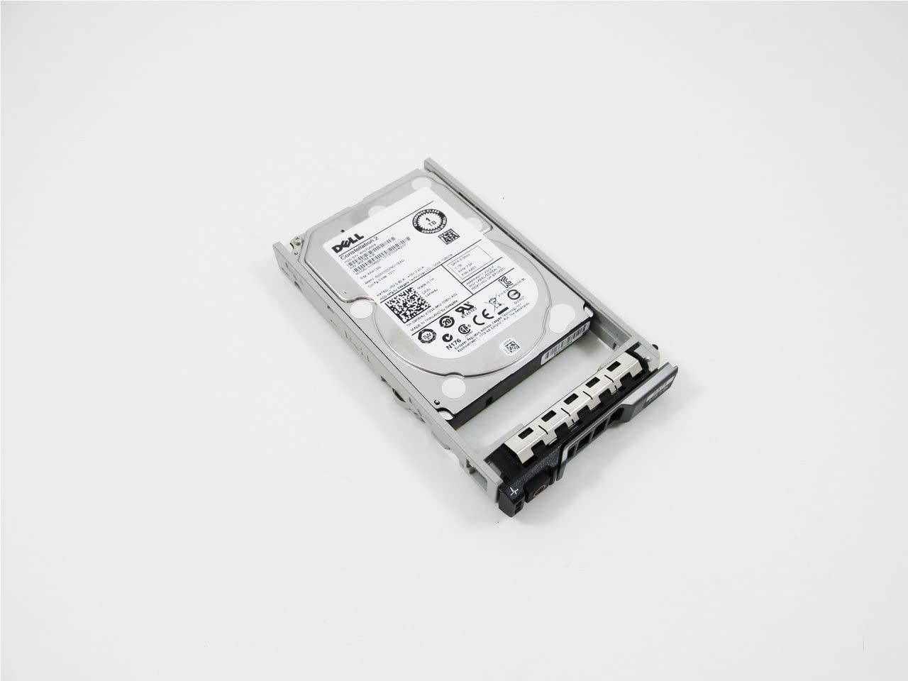 1TB 7.2K 2.5in SATA - Dell Enterprise Class Hard Drive with G176J Caddy - PowerEdge and PowerVault (Renewed)