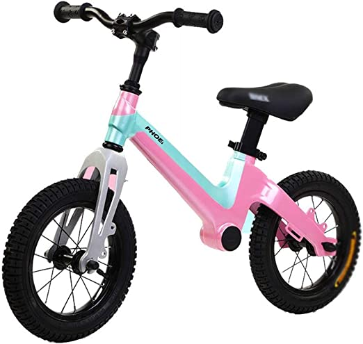 CHAOYUE Bicicleta Infantil de Dos Ruedas con Pedales for niños de 2-3 a 6 años (Color : Pink): Amazon.es: Hogar