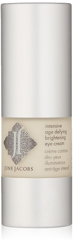 June Jacobs Intensive Age Defying Brightening Eye Cream, 0.5 Fluid Ounce Bausch & Lomb Advanced Relief Eye Wash - 4 oz. (118 ml)