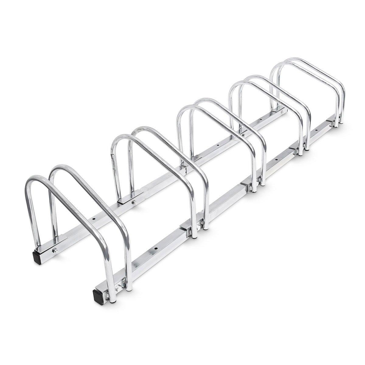 Relaxdays Soporte para bicicletas Para toda la familia Montaje a pared o suelo product image