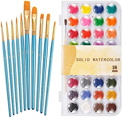 Conoro Watercolor Professional Acrylic Painting product image