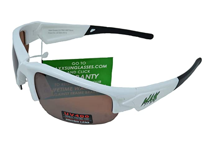 443132a4af Maxx line dynasty zombie sunglasses all sport golf white black jpg 679x452 Maxx  sunglasses golf logo