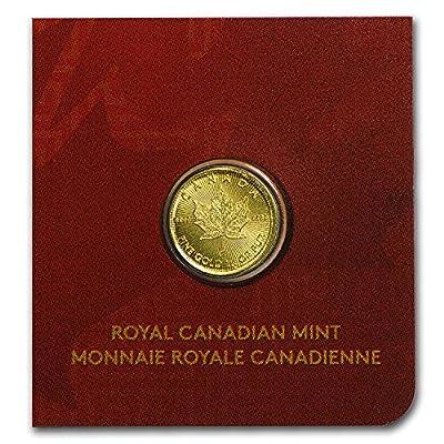 2014 CA - Present 1 gram Gold Maple Leaf - Maplegram 25? (In Asian Themed Assay) Gold Brilliant Uncirculated